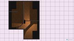 Raumgestaltung Obere Etage alt in der Kategorie Schlafzimmer