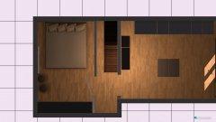 Raumgestaltung Obergeschoss in der Kategorie Schlafzimmer