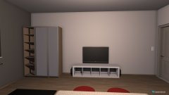 Raumgestaltung Oberszimmer in der Kategorie Schlafzimmer