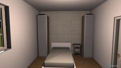 Raumgestaltung ochså v rum fast bettre size in der Kategorie Schlafzimmer