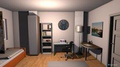 Raumgestaltung oda1 in der Kategorie Schlafzimmer
