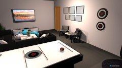 Raumgestaltung Odychovka in der Kategorie Schlafzimmer