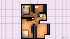 Raumgestaltung OG 1 in der Kategorie Schlafzimmer