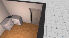 Raumgestaltung OG-Schlafzimmer in der Kategorie Schlafzimmer
