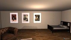 Raumgestaltung Old fashioned in der Kategorie Schlafzimmer