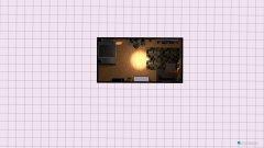 Raumgestaltung Olegs Zimmer in der Kategorie Schlafzimmer