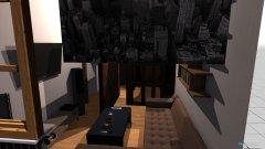 Raumgestaltung Oli Schlafzimmer in der Kategorie Schlafzimmer