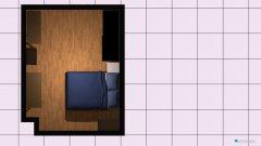 Raumgestaltung Oli Zimmer in der Kategorie Schlafzimmer