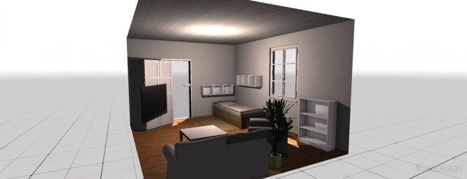 Raumgestaltung Oma schlafzimmer in der Kategorie Schlafzimmer