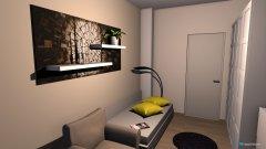 Raumgestaltung Onkel in der Kategorie Schlafzimmer