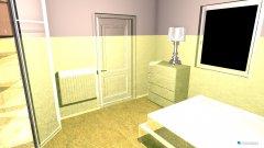 Raumgestaltung Opa Georg in der Kategorie Schlafzimmer