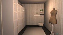 Raumgestaltung Opdracht slaapkamer in der Kategorie Schlafzimmer