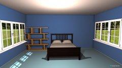 Raumgestaltung OR room color deco in der Kategorie Schlafzimmer
