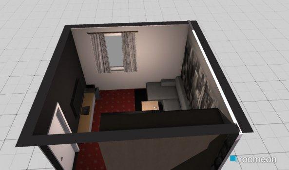 Raumgestaltung Palas in der Kategorie Schlafzimmer