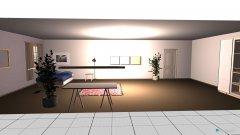 Raumgestaltung Papas raum in der Kategorie Schlafzimmer