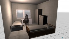 Raumgestaltung pastrek in der Kategorie Schlafzimmer