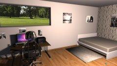 Raumgestaltung Patricias Neues Zimmer in der Kategorie Schlafzimmer