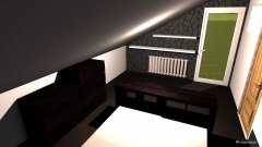 Raumgestaltung Patrick  in der Kategorie Schlafzimmer
