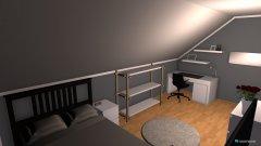 Raumgestaltung Paula Zimmer in der Kategorie Schlafzimmer