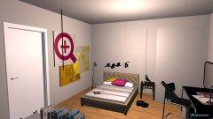 Raumgestaltung paula in der Kategorie Schlafzimmer