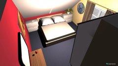 Raumgestaltung Pennen in der Kategorie Schlafzimmer