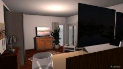 Raumgestaltung penthouse-schlafzimmer in der Kategorie Schlafzimmer