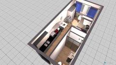 Raumgestaltung Peperstraat studio design - 3D in der Kategorie Schlafzimmer