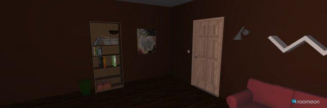 Raumgestaltung Peter's Schlafzimmer in der Kategorie Schlafzimmer