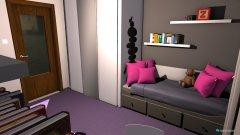 Raumgestaltung Peto Zemancik in der Kategorie Schlafzimmer