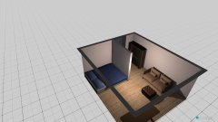 Raumgestaltung Philip in der Kategorie Schlafzimmer