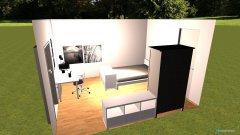Raumgestaltung Philipp 2 in der Kategorie Schlafzimmer