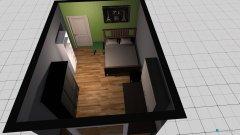 Raumgestaltung Phillips Zimmer in der Kategorie Schlafzimmer