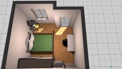 Raumgestaltung phong ngu2 in der Kategorie Schlafzimmer