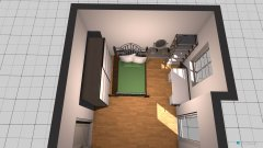 Raumgestaltung phong ngu in der Kategorie Schlafzimmer