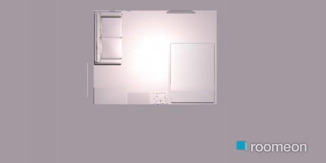 Raumgestaltung Picim Szoba in der Kategorie Schlafzimmer