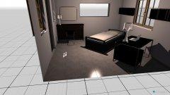 Raumgestaltung plan 1 in der Kategorie Schlafzimmer