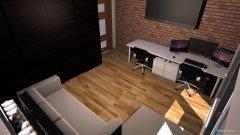 Raumgestaltung Plan Izby @2 in der Kategorie Schlafzimmer