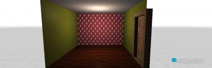 Raumgestaltung Plan1 in der Kategorie Schlafzimmer