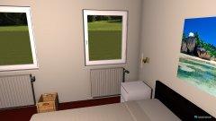 Raumgestaltung Planung in der Kategorie Schlafzimmer