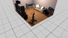 Raumgestaltung ôpo in der Kategorie Schlafzimmer