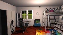 Raumgestaltung pokój chłopca in der Kategorie Schlafzimmer
