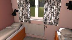 Raumgestaltung Pokój dzieci (projekt) in der Kategorie Schlafzimmer