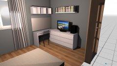 Raumgestaltung Pokój góra in der Kategorie Schlafzimmer