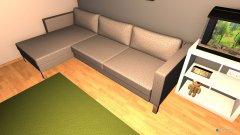 Raumgestaltung pokój poddasze in der Kategorie Schlafzimmer