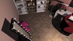 Raumgestaltung pokoik in der Kategorie Schlafzimmer