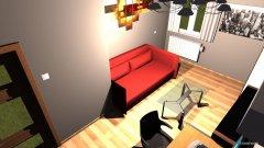 Raumgestaltung pokoj 2 in der Kategorie Schlafzimmer