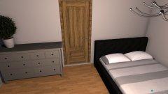 Raumgestaltung POKOJ MAMY I TATY in der Kategorie Schlafzimmer