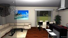 Raumgestaltung POKOJ NA DOLE in der Kategorie Schlafzimmer