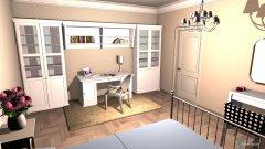 Raumgestaltung pokoj nqast in der Kategorie Schlafzimmer