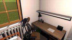 Raumgestaltung pokoj praha  in der Kategorie Schlafzimmer